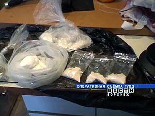 Воронежские милиционеры полгода ликвидировали 35 наркопритонов