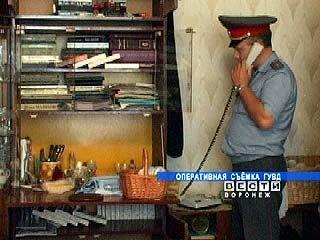 Воронежские милиционеры предупреждают о всплеске квартирных краж