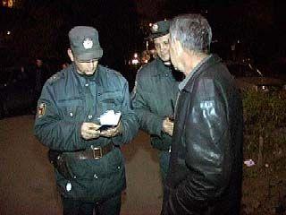Воронежские милиционеры проверяют сами себя