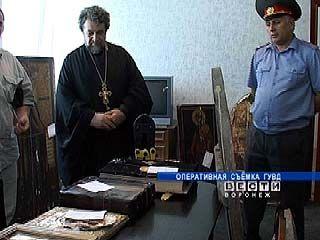Воронежские милиционеры раскрыли громкое преступление