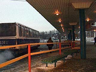 Воронежские несанкционированные стоянки междугородних автобусов переедут