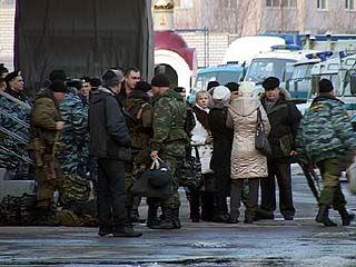 Воронежские ОМОНовцы вернулись из Ачхой-Мартана
