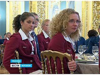 Воронежские паралимпийцы встретятся с президентом