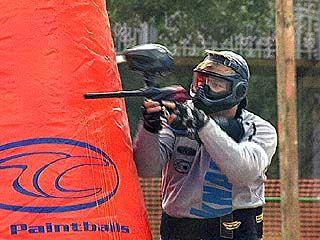 Воронежские пейнтболисты заняли шестое место