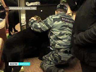 Воронежские полицейские задержали группу наркоторговцев