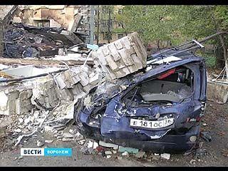 Воронежские прокуроры нашли виновников в большом взрыве на Моисеева