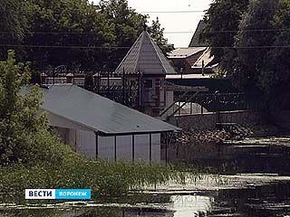 Воронежские реки выходят из берегов