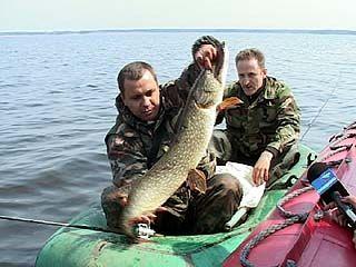 Воронежские рыболовы переквалифицировались в рыбинспекторов