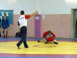 Воронежские самбисты открыли очередной соревновательный сезон