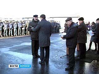 Воронежские спасатели отметили свой профессиональный праздник