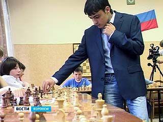 Воронежские спортсмены готовятся к 15 международному шахматному фестивалю
