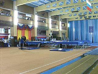 Воронежские спортсмены по прыжкам на батуте выступали в неполном составе