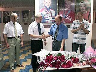 Воронежские спортсмены получили награды