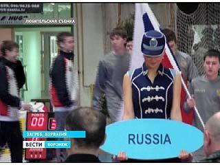 Воронежские спортсмены вернулись из Хорватии