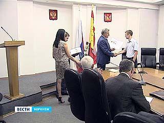 Воронежские строители отметили профессиональный праздник