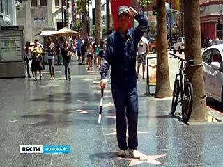 Воронежские студенты сняли фильм в Голливуде