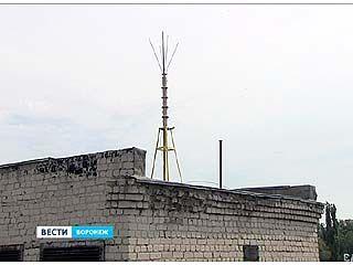 Воронежские ученые создали молниеприёмник
