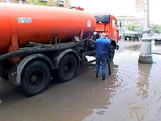 Воронежские улицы превратились в бурлящие потоки