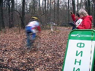 Воронежские велосипедисты закрывают сезон кроссовой гонкой