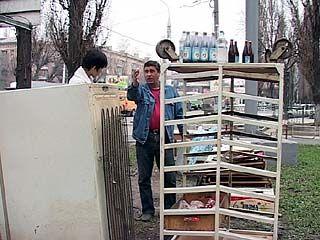 Воронежские власти готовят бульдозеры, а предприниматели - плакаты