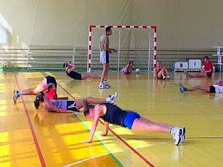 Воронежские волейболистки приступили к тренировкам