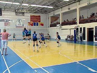 Воронежские волейболистки уже выполнили задачу-минимум