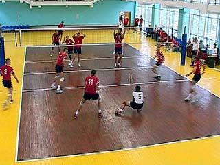 Воронежские волейболисты проигрывают Чемпионат России