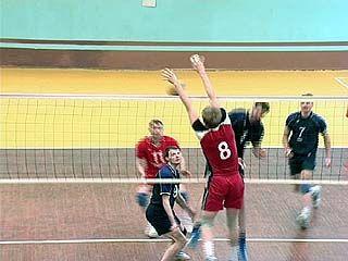 Воронежские волейбольные клубы провели очередные матчи чемпионата России