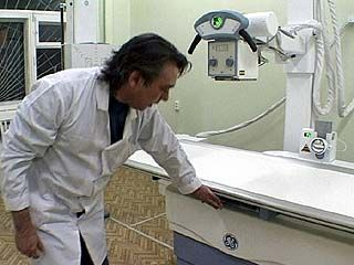 Воронежские врачи получили медоборудование