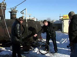 Воронежские заправки опасны для жизни горожан
