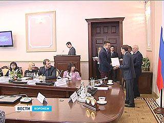 Воронежские журналисты получили награды в День российской печати