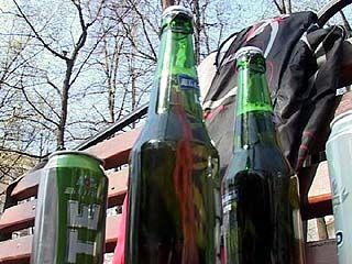 Воронежских любителей пива штрафы не пугают