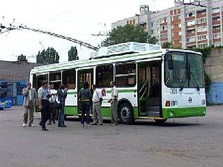 Воронежских перевозчиков будут стимулировать баллами