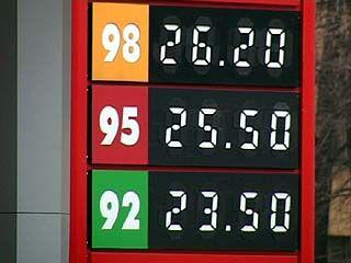 Воронежских водителей неприятно удивили выросшие цены на бензин