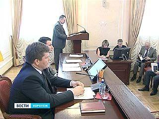 Воронежским чиновникам предстоит реализовать 36 целевых муниципальных программ
