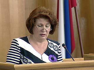 Воронежским депутатам вручили знаки отличия и почетные дипломы