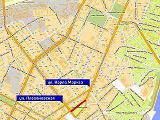 Воронежским водителям вновь придётся искать объездные пути