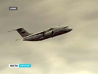 Воронежский Ан 148 вновь оказался в сводке происшествий