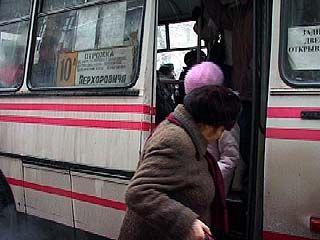 Воронежский автотранспорт не соответствует санитарным нормам