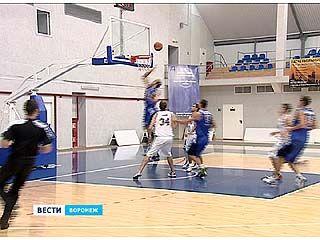 Воронежский баскетбольный клуб открыл новый спортивный сезон
