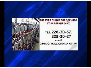 Воронежский губернатор дал указание включить отопление в городских домах