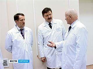 Воронежский онокологический диспансер не соответствует должному уровню