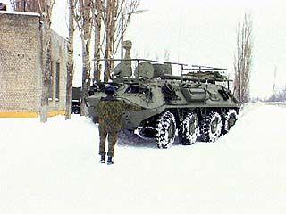Воронежский полк связи находится в постоянной боевой готовности