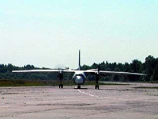 Воронежский самолет задержался в аэропорту Екатеринбурга из-за неисправности