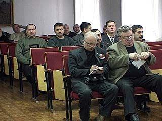 Воронежский союз ветеранов Афганистана провел отчётную конференцию