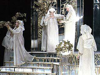 Воронежский Театр оперы и балета гастролирует в Липецке