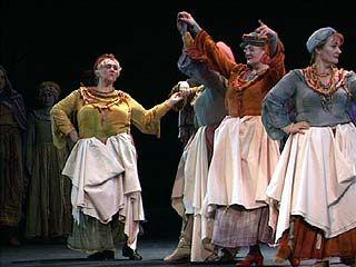 Воронежский театр оперы и балета готовится к премьере