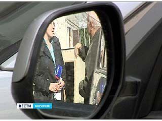 Воронежский водитель более 300 раз попал в объектив фоторадара
