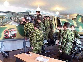 Воронежское авиационное училище - один из столпов современных ВВС