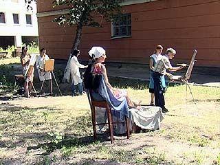 Воронежское художественное училище подготовило новый выпуск